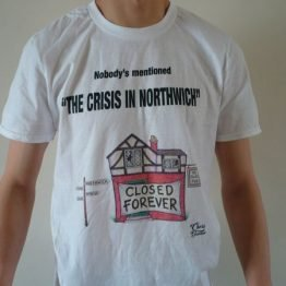 The Crisis In Northwich T-Shirt
